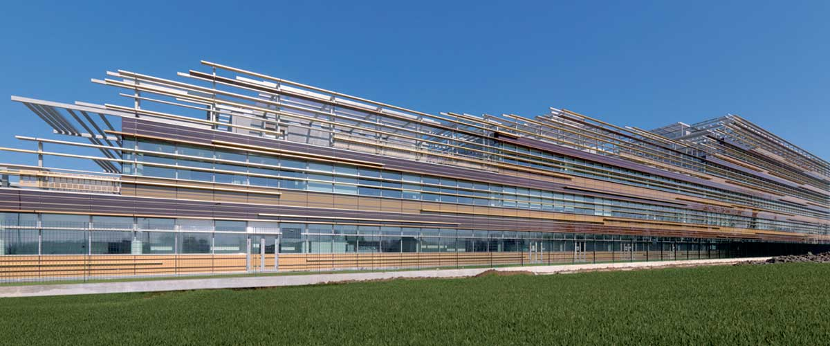 Headquarter 3M, Pioltello