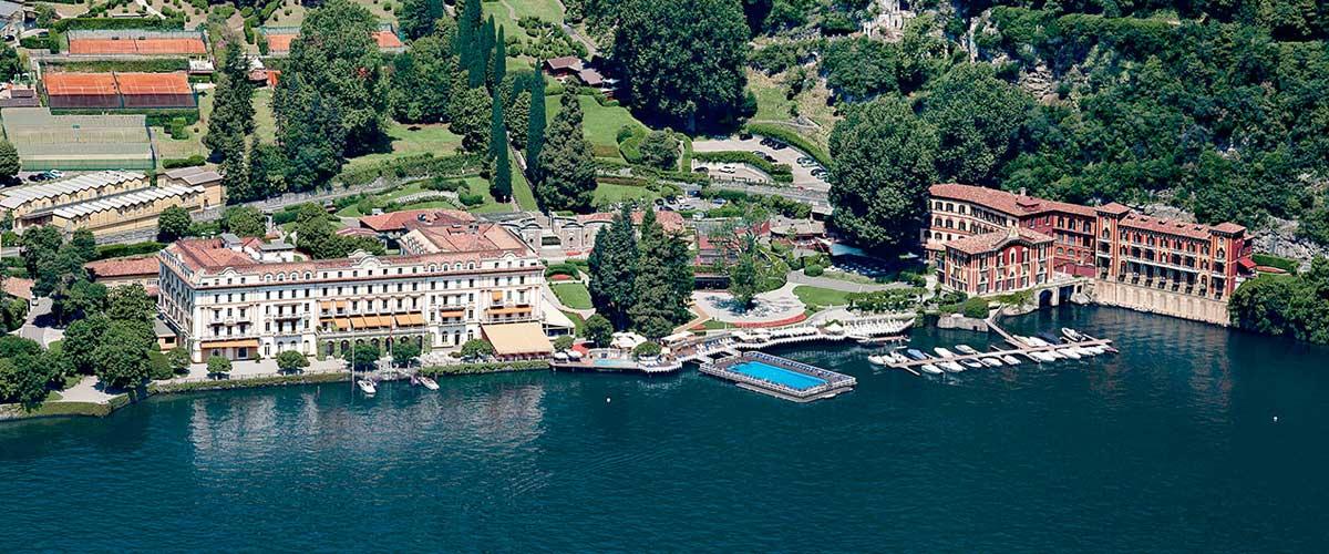 Villa d'Este, Cernobbio (CO)